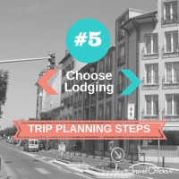 Step 5 - Trip Planning Steps - Choose Lodging