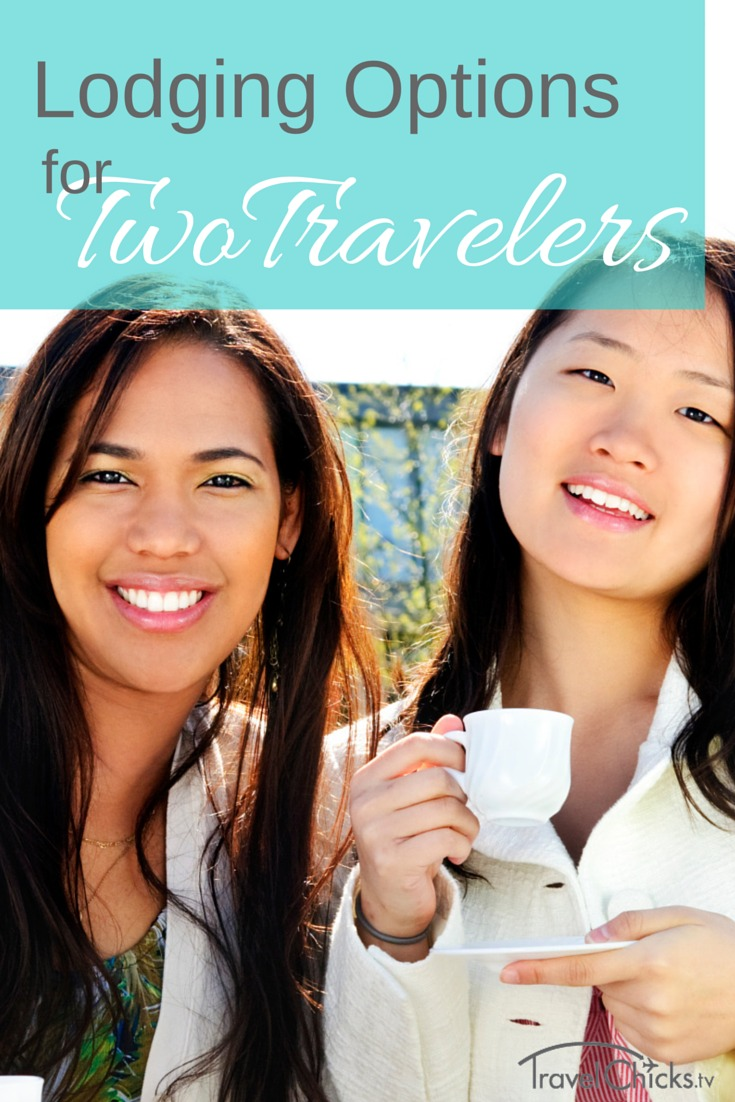 Lodging Options for Two Travelers Overseas