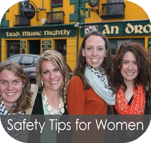 Safety Tips for Women Traveling Overseas