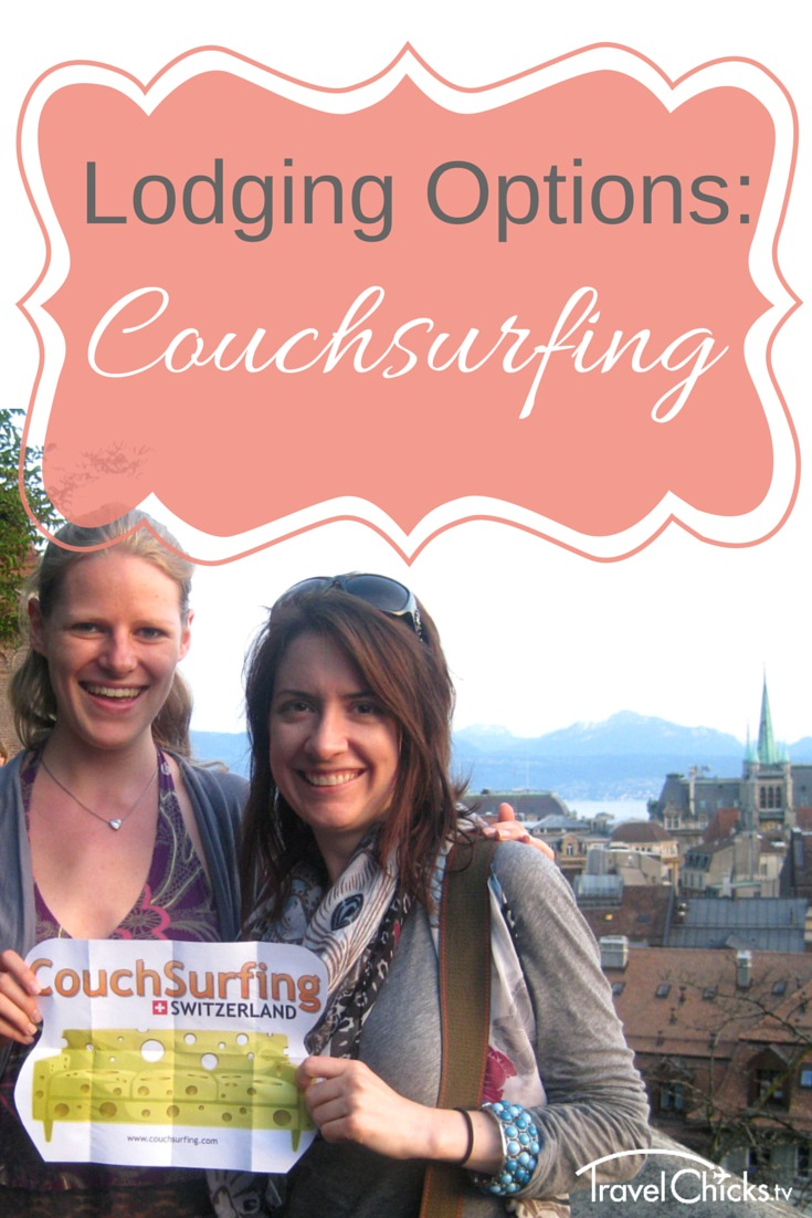 Overview of and tips for Couchsurfing Travel Chicks