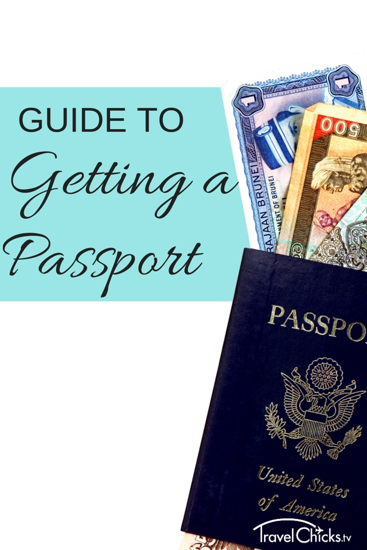 Guide to Applying for a Passport