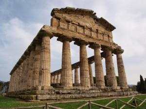 Paestrum In Italy