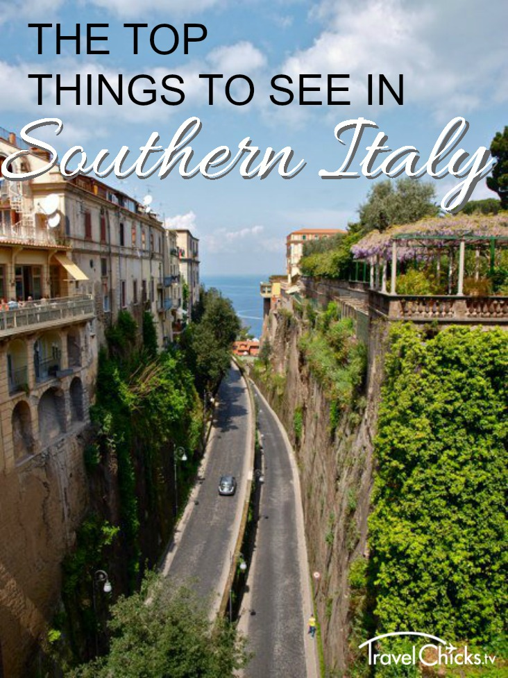 Top 10 best places to visit in southern italy travel for Top places to see in italy