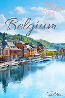 Belgium city guides