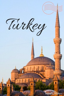 Turkey city guides