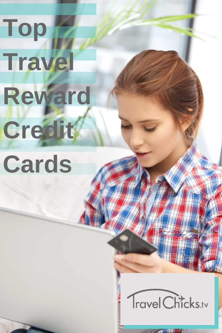 Options for travel reward credit cards