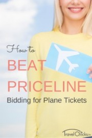 How to Beat Priceline Bidding for Plane Tickets