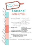 Europe Seasonal Prices