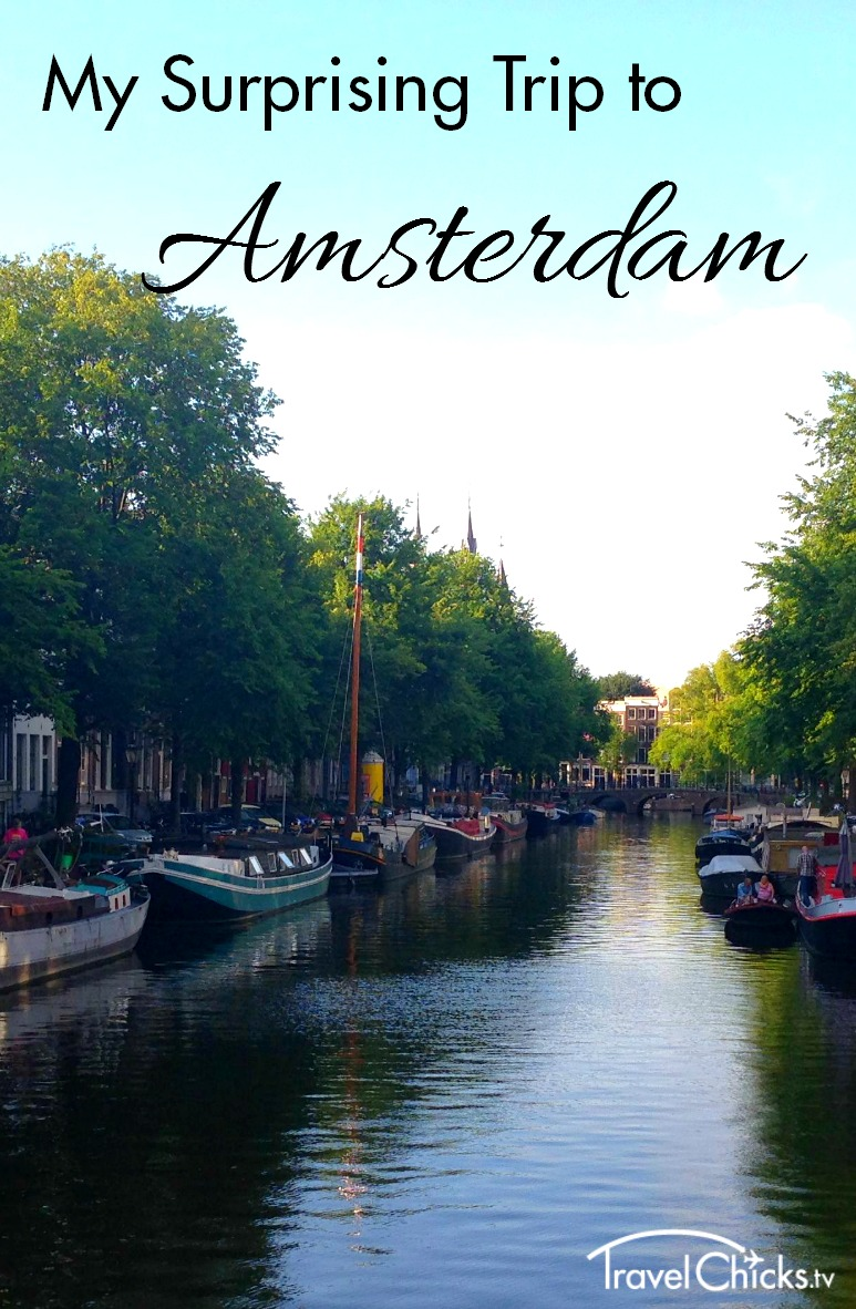 Thoughts on a girl's first trip to Amsterdam