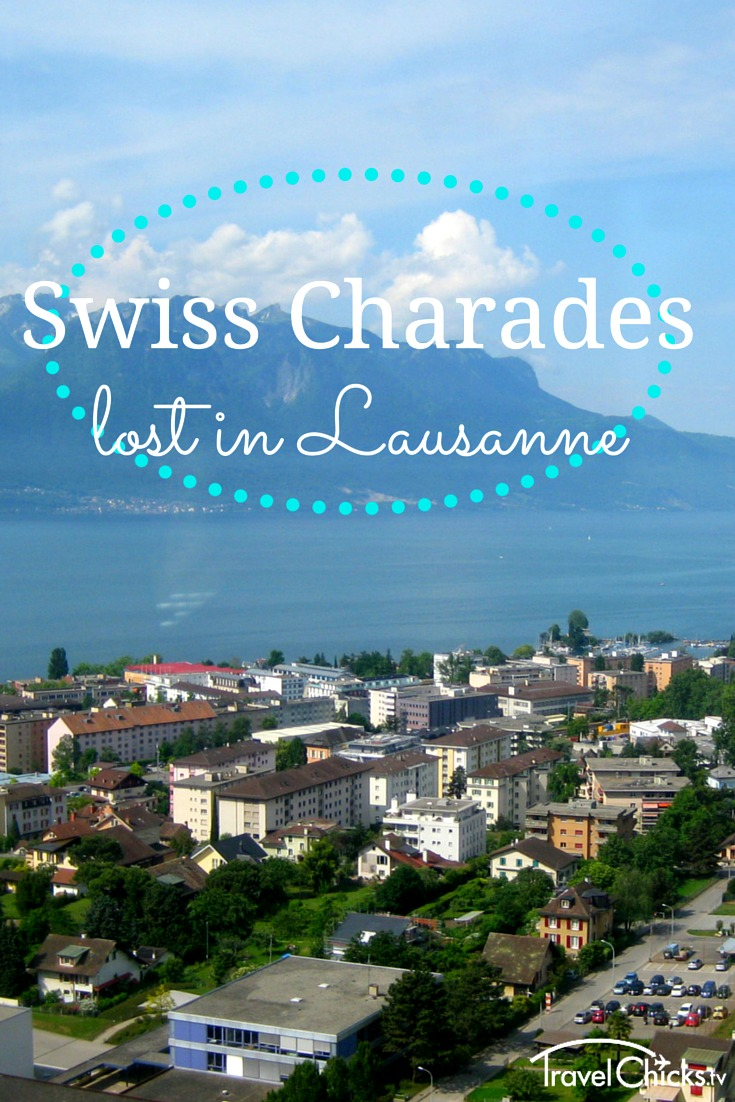Swiss Charades - Lost in Lausanne, Switzerland