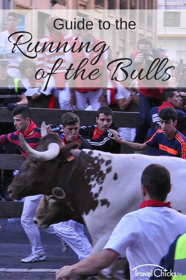 Guide to the Running of the Bulls in Pamplona