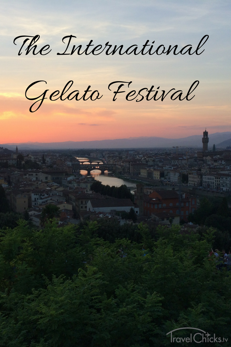The International Gelato Festival